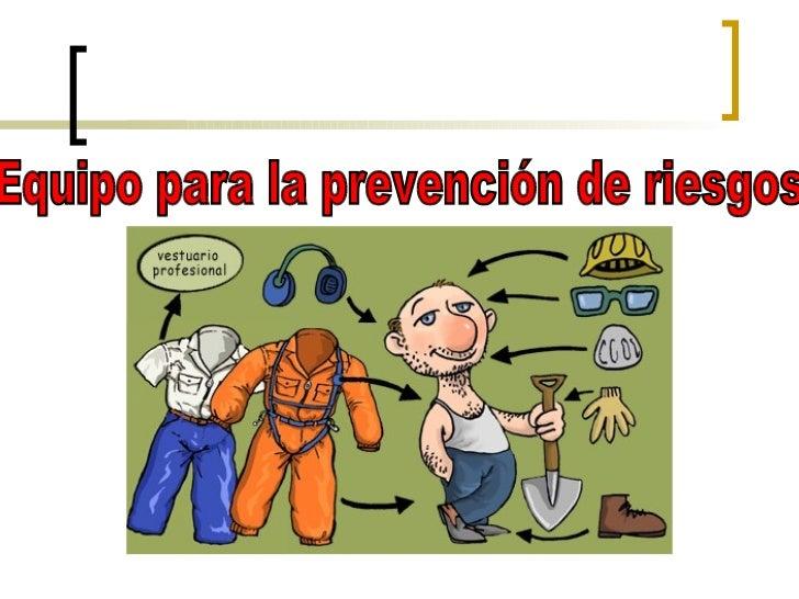 Prevencion De Riesgos De Construccion