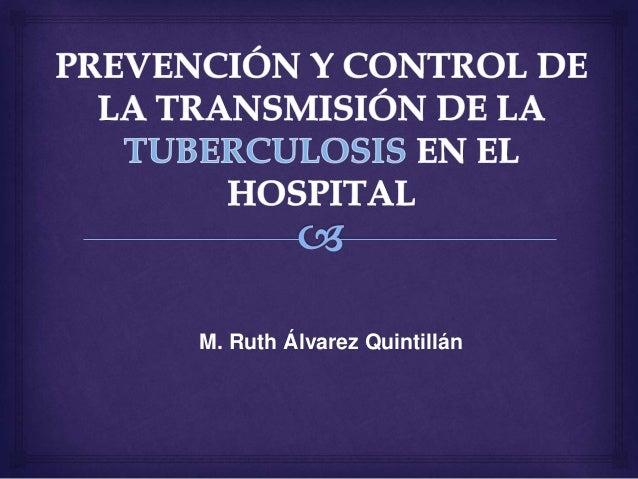 M. Ruth Álvarez Quintillán