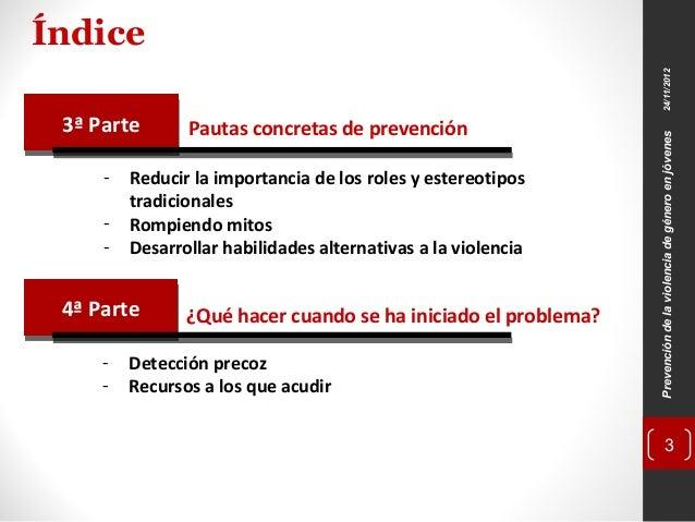 Prevención vdg jóvenes Slide 3