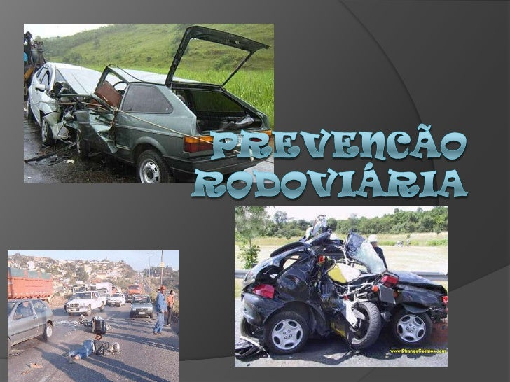 Prevencão Rodoviária<br />