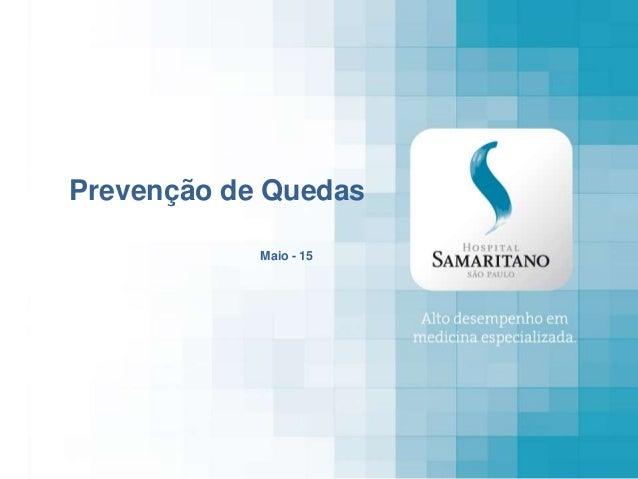 Prevenção de Quedas Maio - 15
