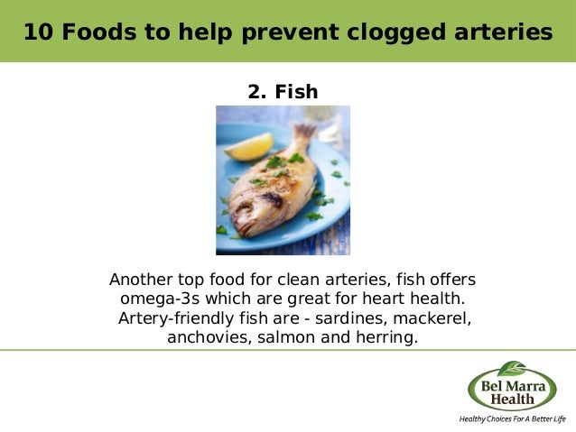 Natural method to clean arteries of plaque