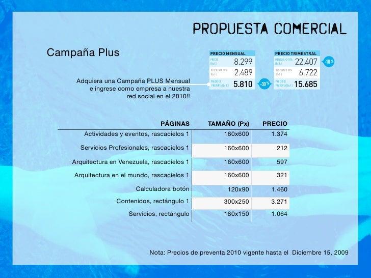 propuesta comercial                                              Campaña Premium Campaña Premiun          Pautas          ...