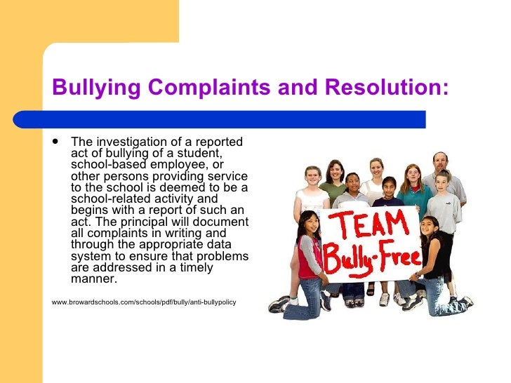 how can schools prevent bullying What happens under the law if the school can't or won't stop the bullying does  the law require the school to train its staff to stop and prevent bullying.