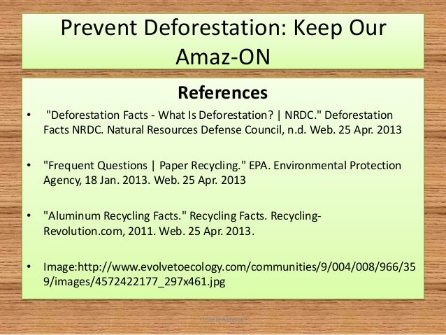 deforestation for paper facts Find and save ideas about rainforest deforestation on pinterest | see more ideas about deforestation facts, facts about the rainforest and conservation of forest.