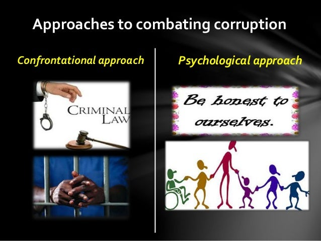 the role of youth in combating corruption in the society Corruption and its effects on public life can the civil society play a role non governmental organizations and the fight against corruption civil society is.