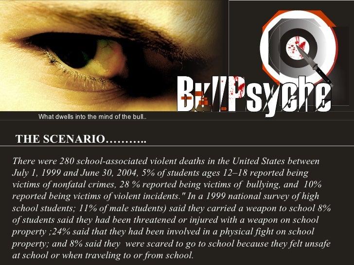 preventing school violence essay