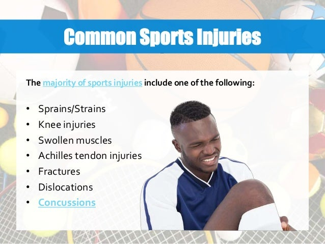 Sports Safety And Injury Prevention