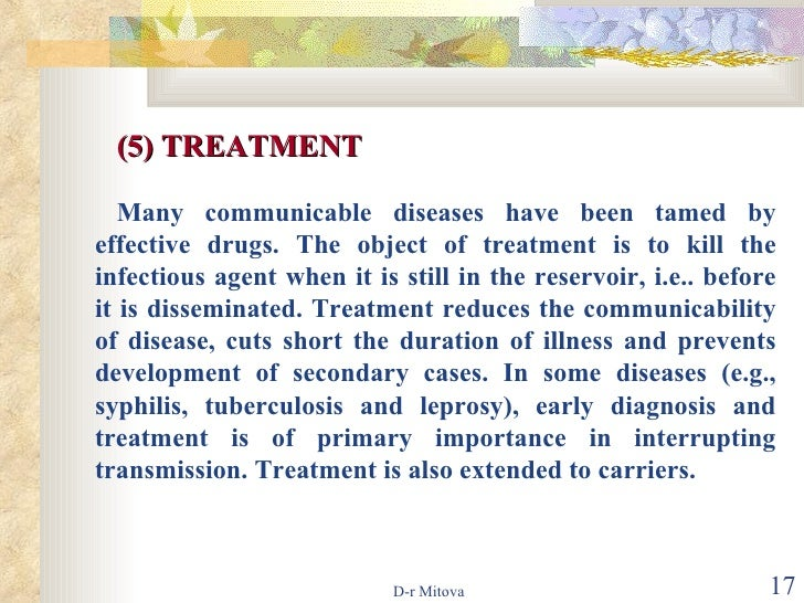 essay on communicable diseases and their prevention