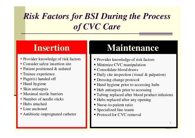 Central and picc line: care and best practices.