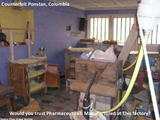 Prevention Of Counterfeit Medicine