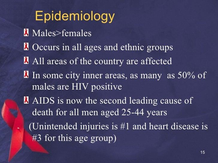 Epidemiology <ul><li>Males>females </li></ul><ul><li>Occurs in all ages and ethnic groups </li></ul><ul><li>All areas of t...