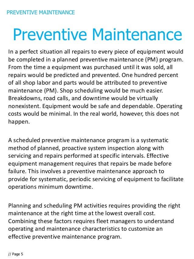 Electrical Maintenance Plan Example Wiring Diagramelectrical