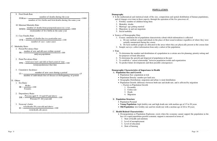 Preventive medicine notes 6 fandeluxe Image collections