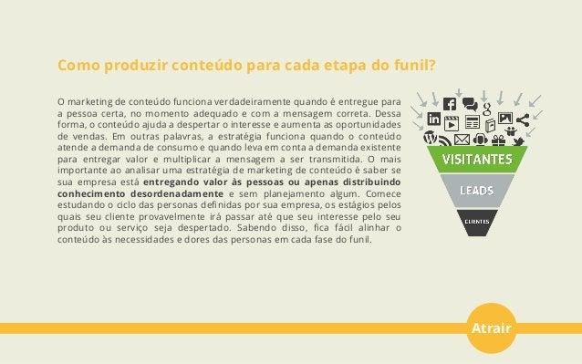 1. Topo de funil (ToFu) - Awareness Esta é a primeira etapa no processo de compras, quando a persona já demonstrou ter um ...