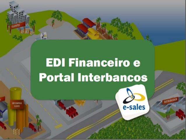 Copyright © E-Sales - All Rights Reserved PAGAMENTO A FORNECEDORES O Pagamento a Fornecedores do Interbancos é uma solução...