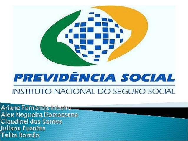Regime Geral de Previdência Social - RGPSRegime Geral de Previdência Social - RGPSRegimes Próprios de Previdência Social -...