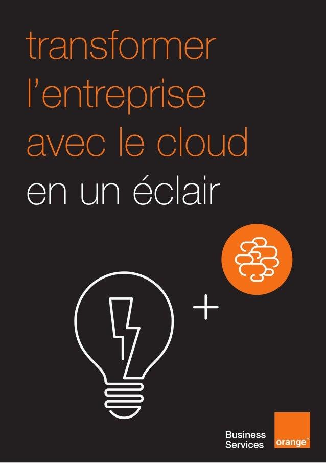 [FR] transformer l'entreprise avec le cloud en un éclair preview