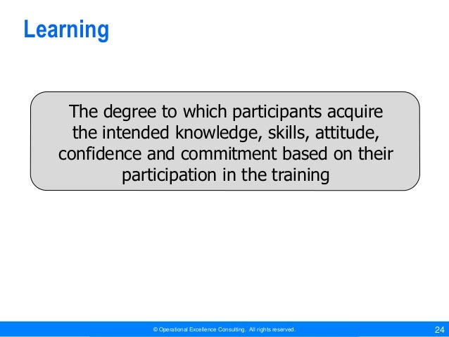 jonhnson consulting training evaluation Employment and soft skills training connect with mark categories.