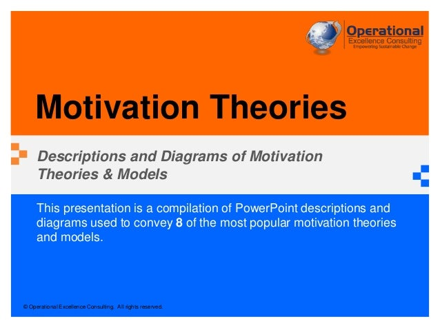 © Operational Excellence Consulting. All rights reserved. This presentation is a compilation of PowerPoint descriptions an...