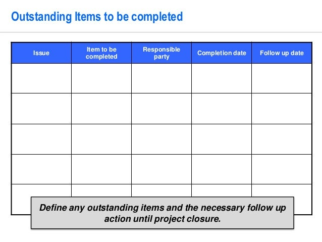 Pdca problem solving template by operational excellence for Project follow up template excel