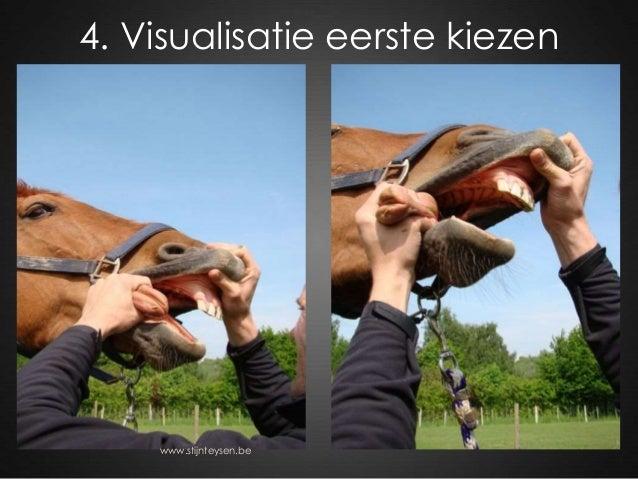 4. Visualisatie eerste kiezen www.stijnteysen.be