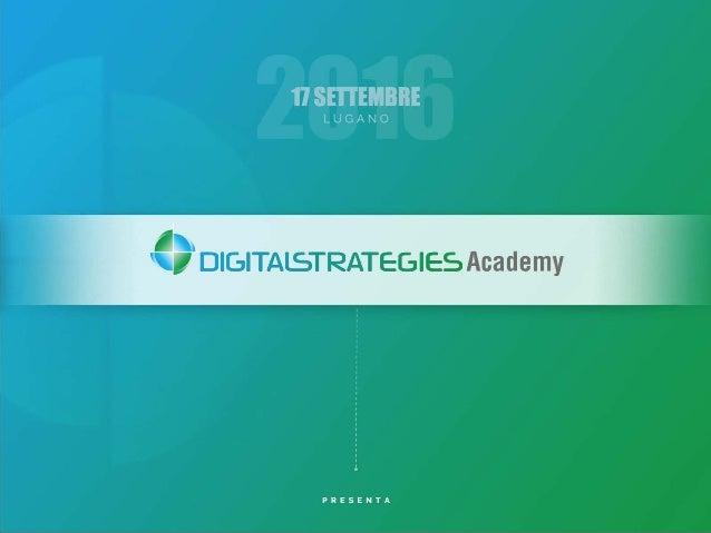 Anteprima Corso in Digital Marketing Transformation - DigitalStrategies Academy