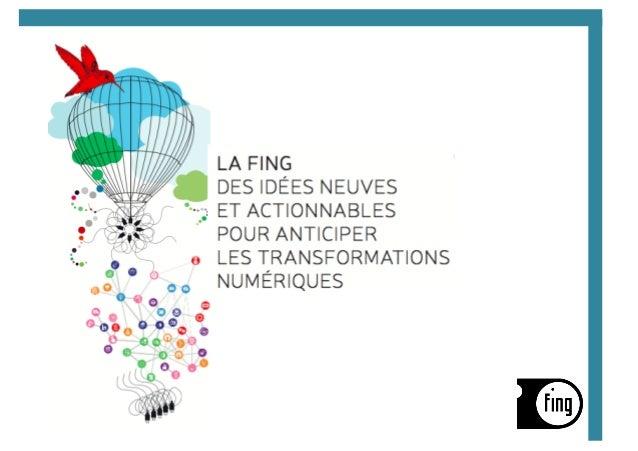 LES INFOLABS, DE L'INTUITION À LA RÉALISATION AVRIL 2015