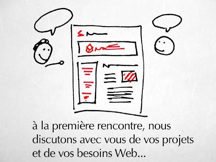 Faire votre site Internet avec GagnéCOM Slide 2