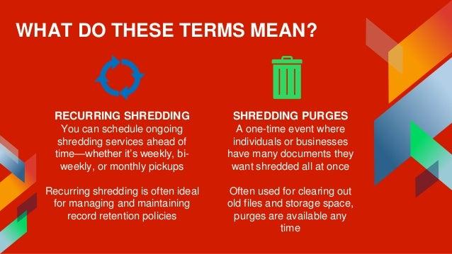 Mobile Shredding: How It Works and How Much It Costs