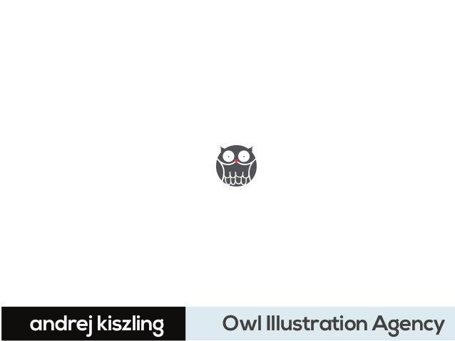 Owl Illustration Agencyandrej kiszling