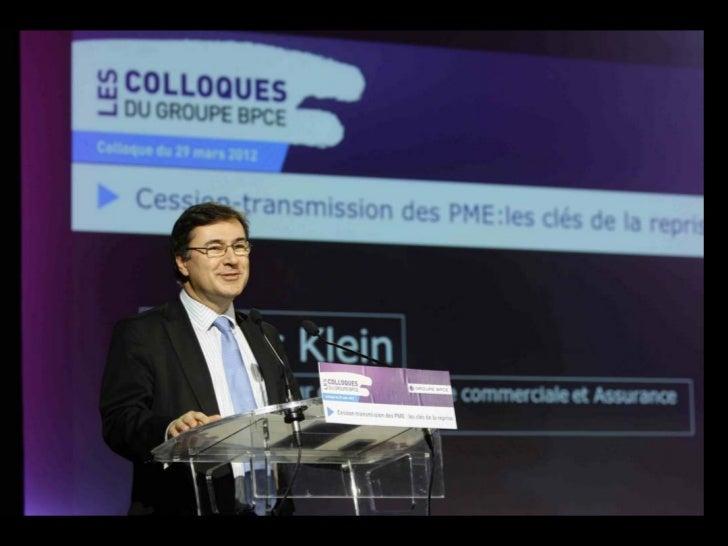 Cession-transmission : « La reprise  est propice à la relance du potentiel de croissance de l'entreprise »