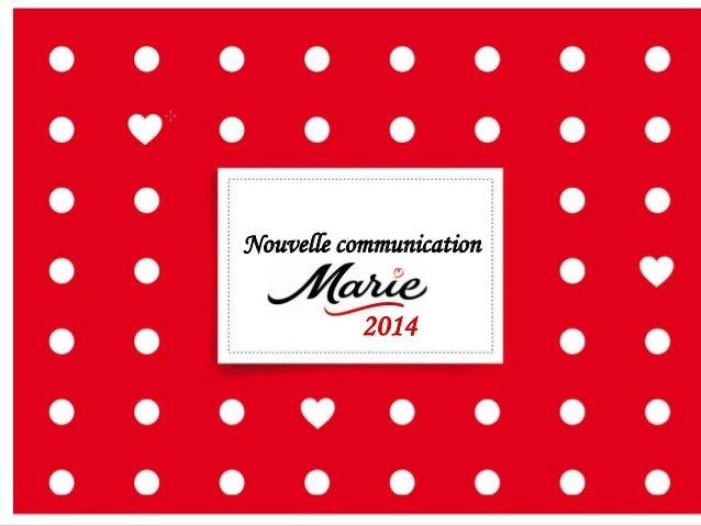 Nouvelle communication 2014