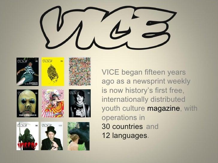 Laurent LAFON, VICE & American Apparel (PARIS 2.0, Sept 2009) Slide 2