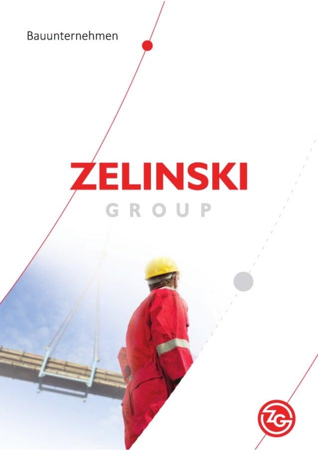 Zelinski Group. Präsentation.