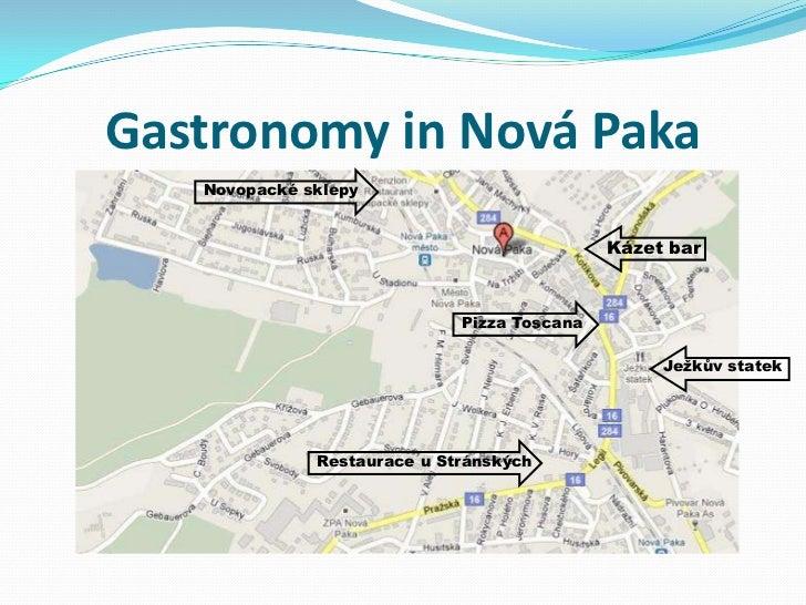 Gastronomy in Nová Paka   Novopacké sklepy                                             Kázet bar                          ...