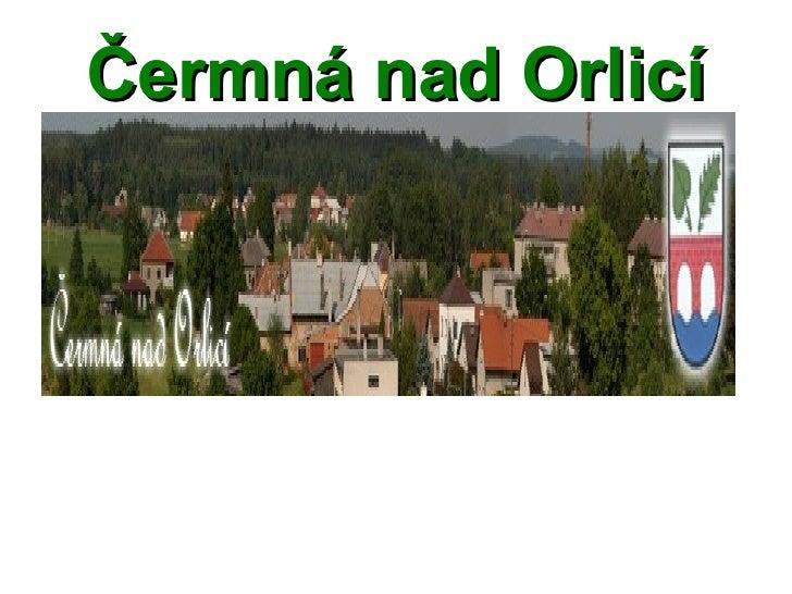Čermná nad Orlicí