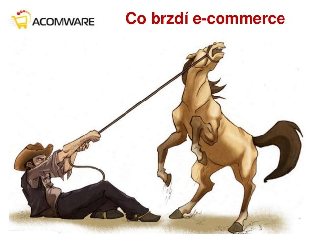 Co brzdí e-commerce