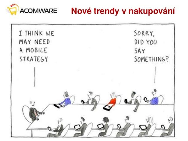 Nové trendy v nakupování