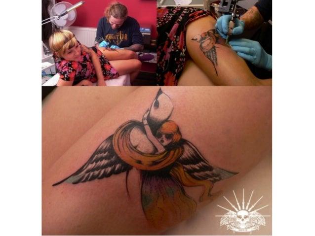 Tetovací salon Marre - tatér Anděl