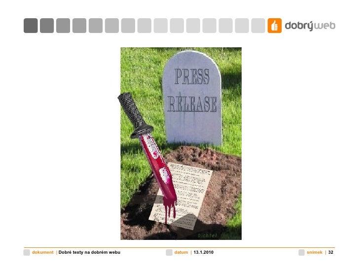 9.11.2009 Dobré texty na dobrém webu