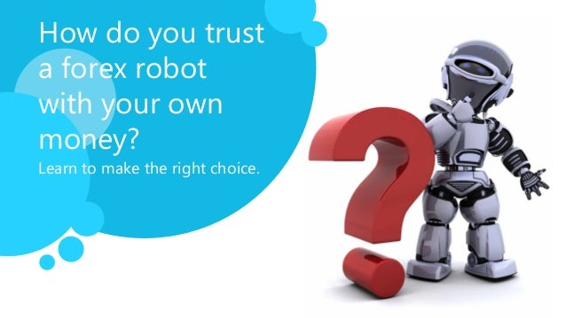 How to build your own forex robot