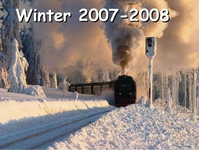 WinterWinter 20072007-2008-2008