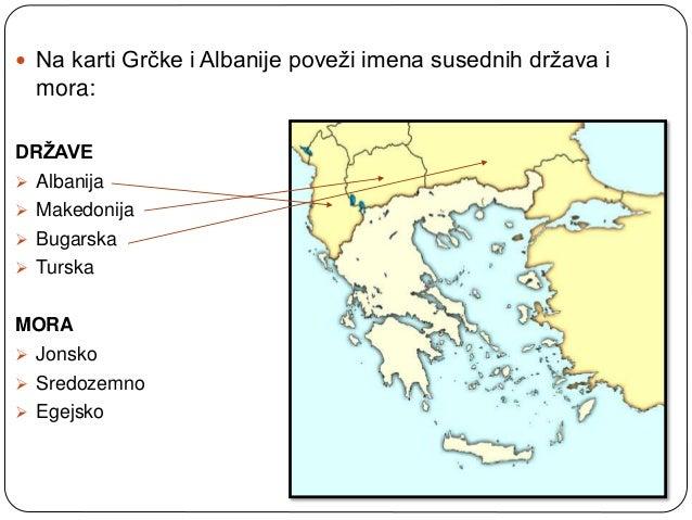 Albanija I Grcka