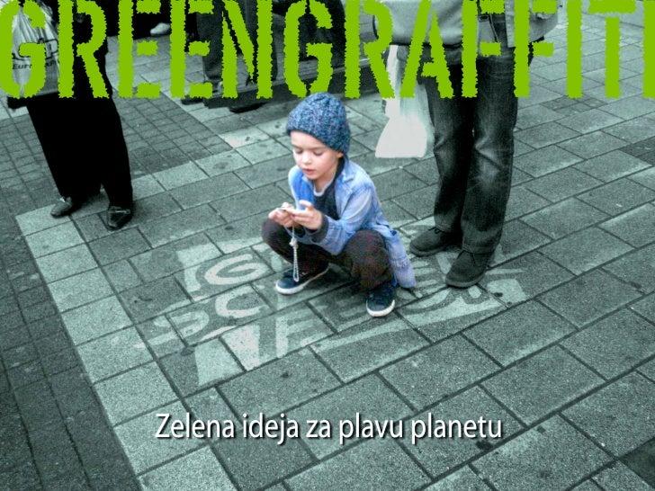 GreenGraffiti Srbija