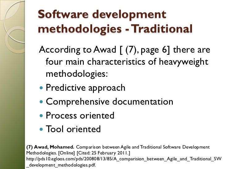 software development methodologies - What Is Agile Methodology Pdf