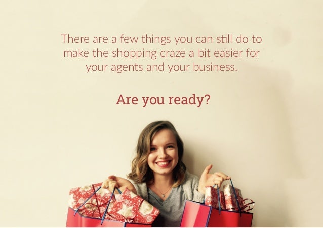 What You Still Can Do to Prepare Your Business for Holiday Shopping Season Slide 2