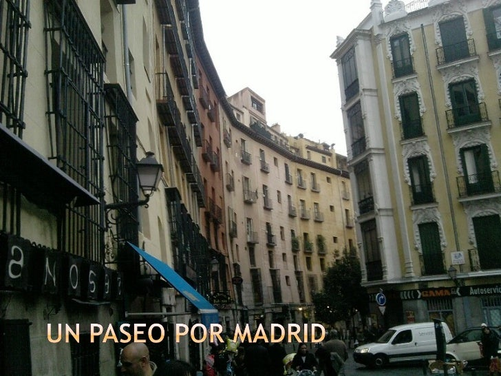 Madrid Slide 1