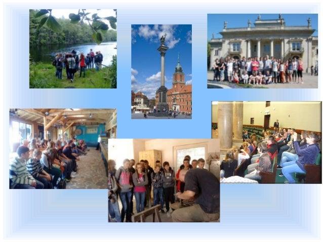 """Już trzeci rok uczniowie uczestniczą w projekcie """"Sięgnij po sukces"""", finansowanym ze środków unijnych. Uczniowie mają do ..."""