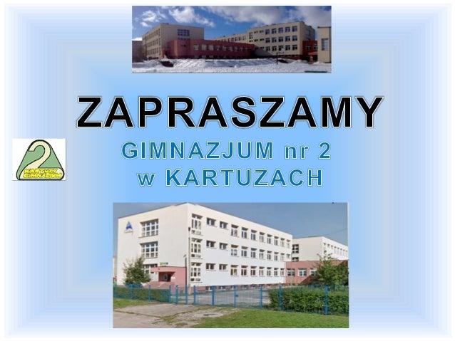Gimnazjum nr 2 w Kartuzach